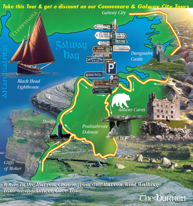 burren-tour-map