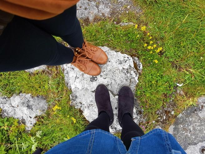 feet scene