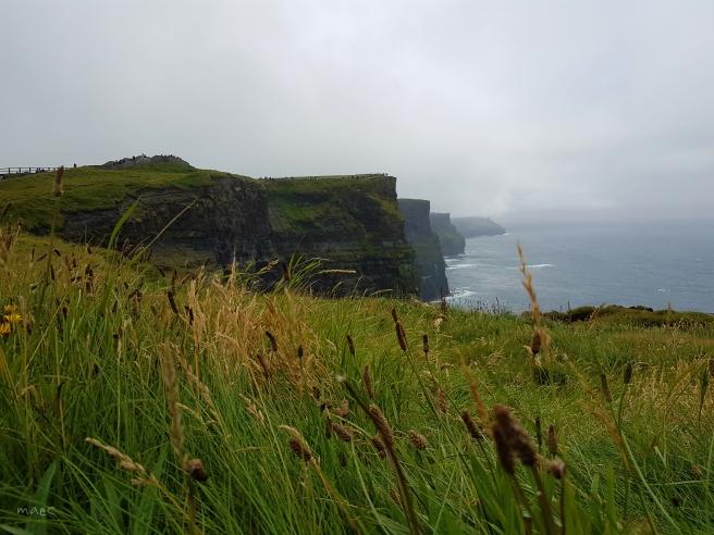 left side cliff